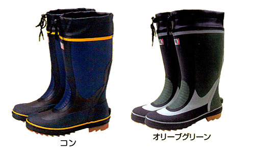 作業服 通販 ユニフォーム 安全靴/ロングタイプ 耐油長靴 JW−708